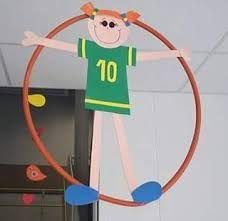Resultado de imagem para decoração olimpiadas rio 2016