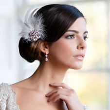 Glitzy Secrets Swan Lake Headpiece £54