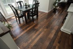 Contact MHP Flooring at 888 549 2524 to discuss how we can customize your home with custom handcrafted hardwood floors. Hickory Flooring, Oak Hardwood Flooring, Remodeling Companies, Home Remodeling, White Baseboards, Modern Wood Floors, Entryway Flooring, Refinishing Hardwood Floors, Luxury Vinyl Flooring
