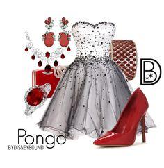 DisneyBound pongo