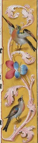 Book of Hours, use of Rome (the 'London Rothschild Hours' or the 'Hours of Joanna I of Castile') Add MS 35313 Date c 1500 http://www.bl.uk/manuscripts/Viewer.aspx?ref=add_ms_35313_f141v