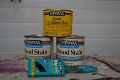 How To Paint Furniture Whitewash Stained Wood, Staining Pine Wood, Woodworking Plans, Woodworking Projects, Diy Projects, Water Based Wood Stain, Old Crates, Bookshelf Plans, Paint Furniture