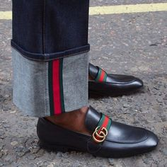 gucci loafers shoes mens fashion