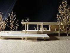 farnsworth house section dimentions - Google Search