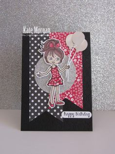 Hey, Girl #Stampin' Up!