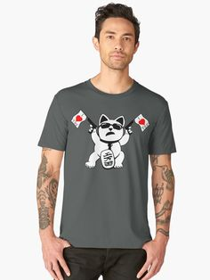 He seriously loves you! Unique T Shirt Design, Surreal Art, V Neck T Shirt, Classic T Shirts, Shirt Designs, Phone Cases, Stickers, Hoodies, Cats