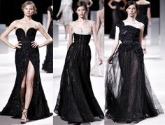 love the gown in the center...