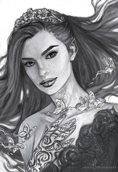 High Lady of the Night Court; Feyre Cursebreaker