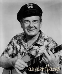 """Before American Idol there was Arthur Godfrey in """"Arthur Godfrey Time"""" to show off new rising talent."""