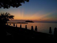 Sunset Lesbos
