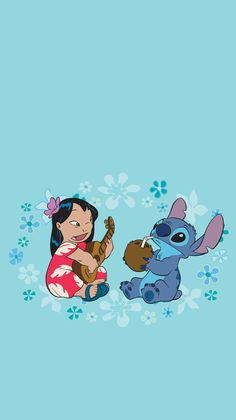 The 163 Best Lilo Stitch Wallpaper Images On Pinterest In 2018