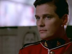 Due South. Love that Mountie. Action Tv Shows, Due South, Detective Shows, Look At My, Tv Show Music, Commonplace Book, Great Tv Shows, Old Tv, My Crush