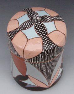 """butterfy"" box | www.clayaction.com | Handcrafted Contemporary Ceramics | Fuctional & Decorative Art | Stoneware & Porcelain | Sculpture | Design | Online Art Gallery"