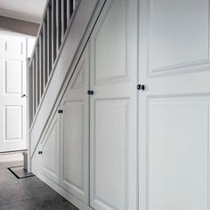 5 Lively Cool Tips: Bedroom Remodeling Grey kids bedroom remodel drawers.Home Bedroom Remodel bedroom remodeling on a budget curtains. Closet Under Stairs, Under Stairs Cupboard, Staircase Storage, Stair Storage, Hidden Storage, Secret Storage, Basement Flooring, Basement Remodeling, Basement Ideas