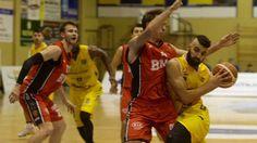 El Basket Navarra sigue en racha: Obtiene la tercera victoria consecutiva en la pista del Xuven Cambados