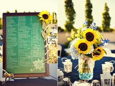 Los girasoles: las mejores flores para tu boda