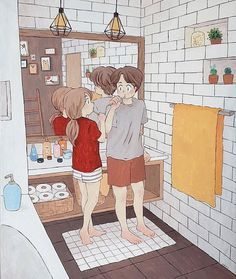 Likes, 150 Comments - Featuring Page Cute Couple Drawings, Cute Couple Art, Anime Couples Drawings, Cute Drawings, Hipster Drawings, Pencil Drawings, Love Cartoon Couple, Cute Love Cartoons, Anime Love Couple