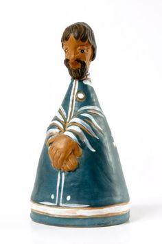 Kovács Margit - Szent József Sculpture, Gourds, Decorative Bells, Dolls, Artists, Baby Dolls, Pumpkins, Doll, Sculpting
