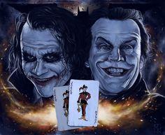The Joker by Mikael Kallioniemi
