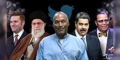 Twitter bans Trump, but Iranian ayatollah, Louis Farrakhan, Chinese propagandists still active | Fox News Joe Biden Son, United Nations Human Rights, John Kennedy, Old Newspaper, New York Post, News Media, Founding Fathers, Presidential Election