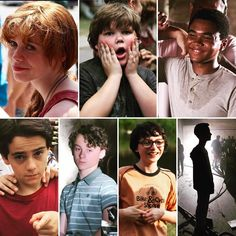 Stephen King's IT's Losers' Club. Also the news that the movie will be R-rated. We didn't expect anything else for a movie about a clown killing kids.  Would you like a balloon? #IT #stephenking #billskarsgard #andresmuschietti #finnwolfhard #strangerthings #pennywise #timcurry #demon #monster #horror