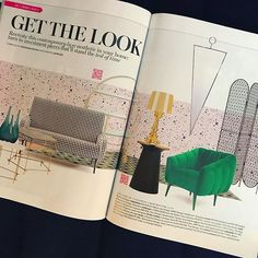 Although you can't see it, our Emerald Chair is blushing ☺️It has just been featured in @houseandleisure 💚 It's gorgeous feel, luxurious colour and shape most definitely fits a style that follows a contemporary luxe aesthetic! Thank you @houseandleisure 💚 ......#magazine #feature #magazinefeature #famous #emerald #chair #armchair #occasionalchair #houseandleisure #luxelife #luxe #aesthetic #getthelook #shop #yellowstonedesign #interiorsmagazine #featured #honored #johannesburg #parkhurst Living Room Decor Furniture, Bedroom Decor, Interiors Magazine, Luxe Life, Occasional Chairs, Hue, Emerald, Armchair, Colour