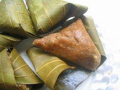 Steamed Jack fruit dumplings - Chakka Appam or Kumbil Appam - Kerala Recipe