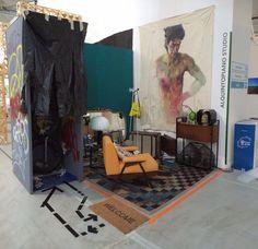 #citycolorsandyou #alquintopianostudio #paratissima10  Progetto interattivo di interior design Vi aspettiamo per farvi provare un piacevole percorso sensoriale attraverso il quale riscoprirete il piacere di vivere la vostra casa