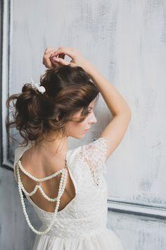 Утро невесты - Белый шиповник - Свадьба со вкусом