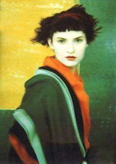 Sarah Moon: For Elle magazine, 1994
