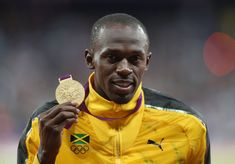 Hublot's Brand Ambassador Usain Bolt took the gold medal for Jamaica at the 2012 Olympics. Bolt ran a lightning fast 9.63 seconds with Blake following behind with the silver at 9.75 seconds.