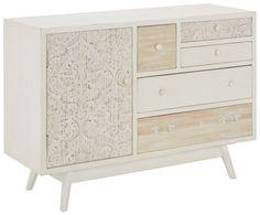 Kare Dressoir Sweet Home 4 Drawer Dresser, Kitchen Worktop, Kare Design, Tv Cabinets, Bar Chairs, Lockers, Sweet Home, Modern, Dresser