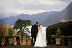 Wedding photo ideas at Armathwaite Hall Hotel in the Lake District