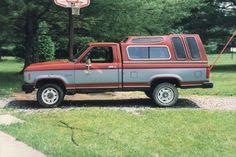 long bed camper Ford Ranger Truck, Pickup Trucks, Camper, Van, Vehicles, Ford Ranger, Caravan, Travel Trailers, Car