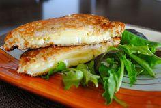 Невыразимая легкость кулинарного бытия...: Американский горячий бутерброд с сыром