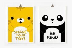 Children Decor Good Manners Flash Cards, Kids Wall Art set of 15 in 4 x 6 , Childrens Art