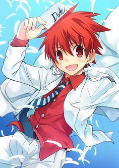 Daisuke Niwa D N Angel, Elsword, Bishounen, Anime Boys, Webtoon, Otaku, Cartoons, Kawaii, Manga