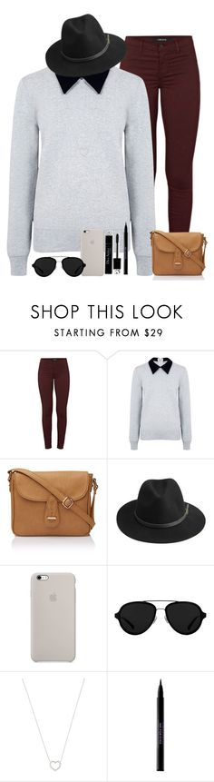"""""""Untitled #206"""" by katiecutie31 on Polyvore featuring J Brand, Edit, BeckSöndergaard, 3.1 Phillip Lim, Tiffany & Co. and Urban Decay"""
