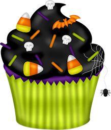CH.B *✿* Halloween 2013 Holidays Halloween, Halloween Themes, Vintage Halloween, Halloween Crafts, Happy Halloween, Halloween Decorations, Halloween Party, Cupcake Pictures, Sweets
