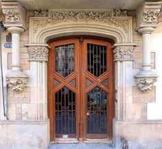 Casa Josep Filella  1903  Architect: Maurici Augé i Robert
