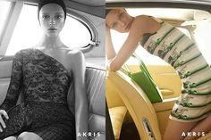 Spring 2012 Akris.  Model: Daga Ziober.  Photographer: Karim Sadli.