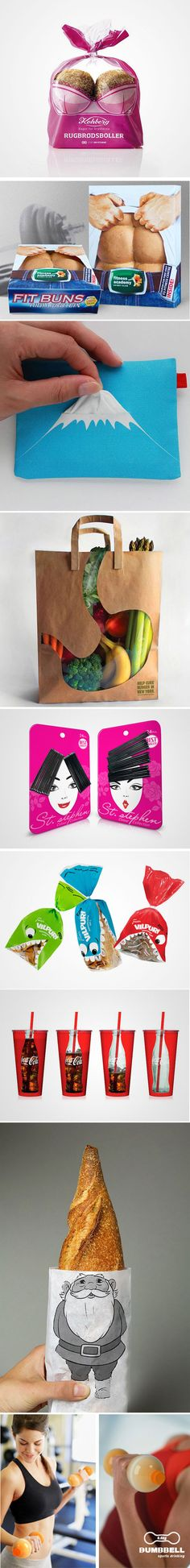 Clever and Creative Packaging Ideas