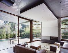 Waldfogel Residence - modern - living room - san francisco - Ehrlich Architects