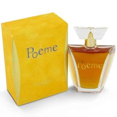 Poeme Perfume by Lancome, 50 ml Eau De Parfum Spray for Women - from my #perfumery