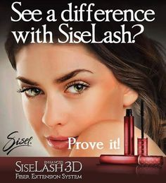 All eyes on you! See the dynamic difference for yourself with SiseLash! #Sisel #SiseLash  http://www.siselash.com/