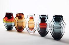 Babushka, by the Finland based glass designerHeikki Viinikainen.