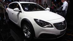 2014 Opel Insignia Country Tourer 2.0 CDTi 4x4