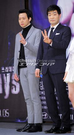 [PRESS PICS] 140226 Park Yoochun at 'Three Days' Press Conference – Part 3 | JYJ3