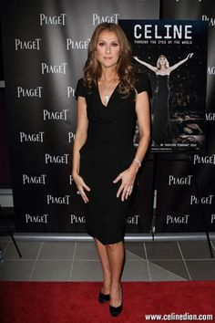 """Premiere of """"Celine: Through The Eyes of the World"""""""