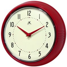 Infinity Instruments: wall clocks